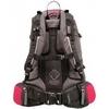 Рюкзак спортивный Terra Incognita FreeRider 28 л красный/серый - фото 2