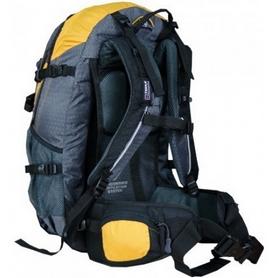 Фото 2 к товару Рюкзак спортивный Terra Incognita FreeRider 28 л желтый/серый