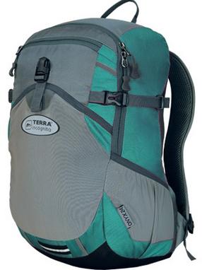 Рюкзак спортивный Terra Incognita Onyx 24 бирюзовый/серый