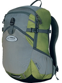 Фото 1 к товару Рюкзак спортивный Terra Incognita Onyx 24 зеленый/серый