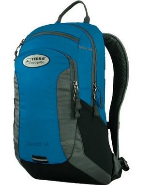Рюкзак спортивный Terra Incognita Smart 20 синий/серый