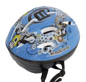 Велошлем детский B-Square B2-018B синий