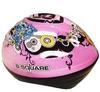 Велошлем детский B-Square B2-018P розовый - фото 1