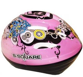 Велошлем детский B-Square B2-018P розовый