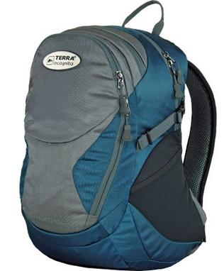 Рюкзак городской Terra Incognita Master 30 синий/серый