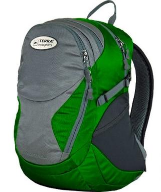 Рюкзак городской Terra Incognita Master 30 зеленый/серый