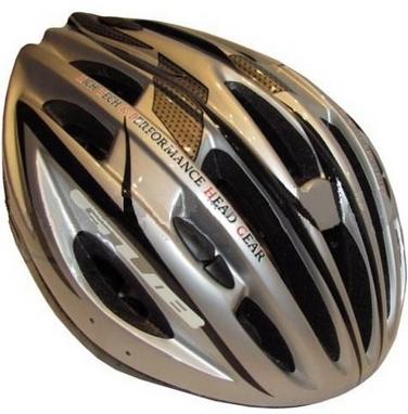 Велошлем кросс-кантри с механизмом регулировки FORMAT CUB-X3 серый