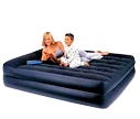 Двуспальные надувные матрасы и кровати