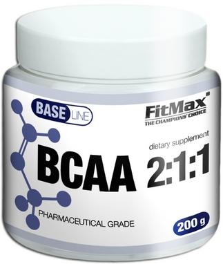 Аминокомплекс FitMax Base BCAA 2:1:1 (200 г)