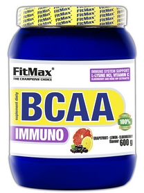 Фото 3 к товару Аминокомплекс FitMax BCAA Immuno (600 г)
