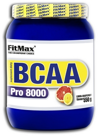 Аминокомплекс FitMax BCAA Pro 8000 (550 г)
