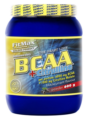 Аминокомплекс FitMax BCAA+Citrulline (600 г)