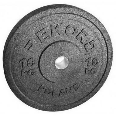 Диск бамперный олимпийский 10 кг Rekord BP-10 - 51 мм