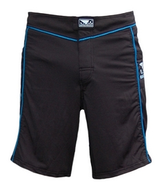 Фото 1 к товару Шорты Bad Boy Kids Fuzion Black/Blue