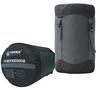 Компрессионный мешок Terra Incognita 33х22 см черный/серый - фото 1