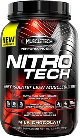 Протеин Muscletech Nitro Tech Performance Series (900 г)