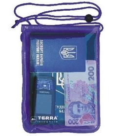 Фото 1 к товару Гермопакет для документов Terra Incognita SafeCase (16,5х19,5 см)