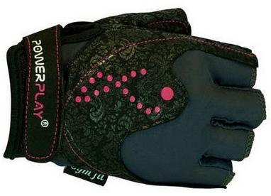 Перчатки для фитнеса PowerPlay Womans 1744