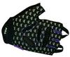 Перчатки для фитнеса PowerPlay Womans 1751 - фото 2
