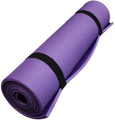 Коврик для отдыха Mountain Outdoor фиолетовый 8 мм
