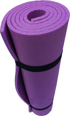 Коврик туристический Mountain Outdoor Кемпинг фиолетовый 8 мм
