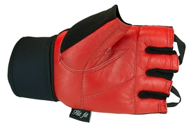 Фото 2 к товару Перчатки для фитнеса PowerPlay Mens 1064 E