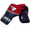 Перчатки боксерские RDX Quad Kore Red - фото 2