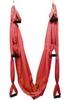 Гамак для йоги ZLT Yoga swing FI-4439 красный - фото 1