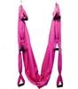 Гамак для йоги ZLT Yoga swing FI-4439 малиновый - фото 1