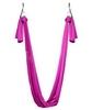 Гамак для йоги ZLT Yoga swing FI-4440 малиновый - фото 1