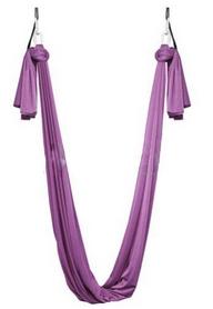 Фото 1 к товару Гамак для йоги ZLT Yoga swing FI-4440 фиолетовый