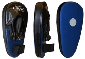 Лапа прямая удлиненная Lev LV-4289 (38x5x18 см) синяя