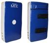 Макивара прямая Lev LV-4284 (25x45x9 см) синяя - фото 1