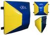 Макивара настенная ромбовидная Лев LV-4287 (60x60x33 см) - фото 1
