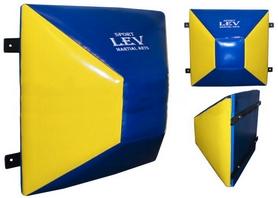 Макивара настенная ромбовидная Лев LV-4287 (60x60x33 см)