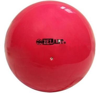 Мяч гимнастический Pro Supra 300 г розовый