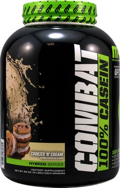 Протеин MusclePharm Combat 100% Casein (1,8 кг)