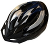 Велошлем кросс-кантри ZLT HB13 черный с синим - фото 1