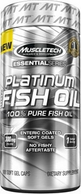 Спецпрепарат (Омега 3) Muscletech Essential 100% Fish Oil (100 капсул)