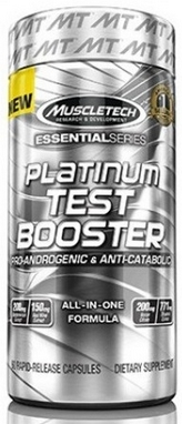 Спецпрепарат Muscletech Essential Test Booster (60 капсул)