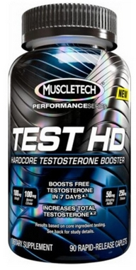 Спецпрепарат Muscletech Test HD (90 капсул)