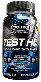 Фото 1 к товару Спецпрепарат Muscletech Test HD (90 капсул)