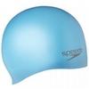 Шапочка для плавания Speedo  Silc Moud Cap Au Blue - фото 1