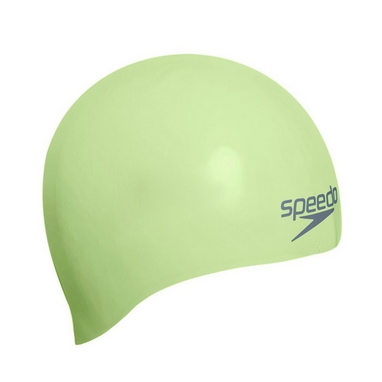 Шапочка для плавания Speedo  Silc Moud Cap Au Green