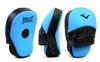 Лапы изогнутые Everlast MA-011 (25x19x7 см) голубой/черный - фото 1