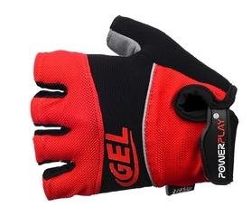 Фото 1 к товару Перчатки велосипедные PowerPlay 1058 red