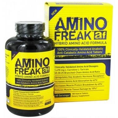 Аминокислоты PharmaFreak Amino Freak (180 капсул)