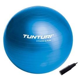 Фото 1 к товару Мяч для фитнеса (фитбол) Tunturi Gymball 75 см синий