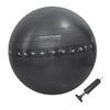 Мяч для фитнеса (фитбол) Tunturi Gymball 55 см черный - фото 1