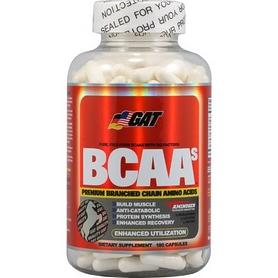 Фото 1 к товару Аминокислоты GAT BCAA (180 капсул)